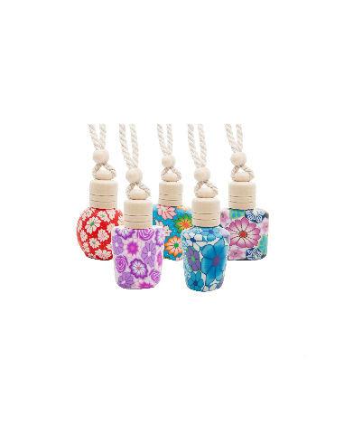 Caja frascos para Ambientador de Coche Retro. 25 uds