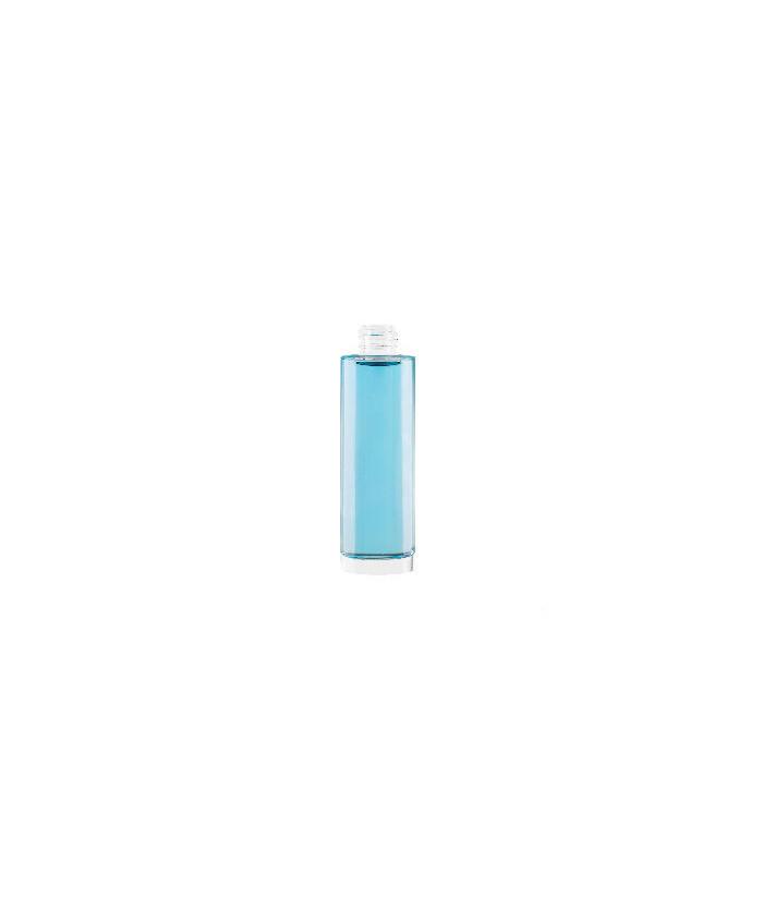 Caja Frasco cristal perfume REDONDO 50ml.