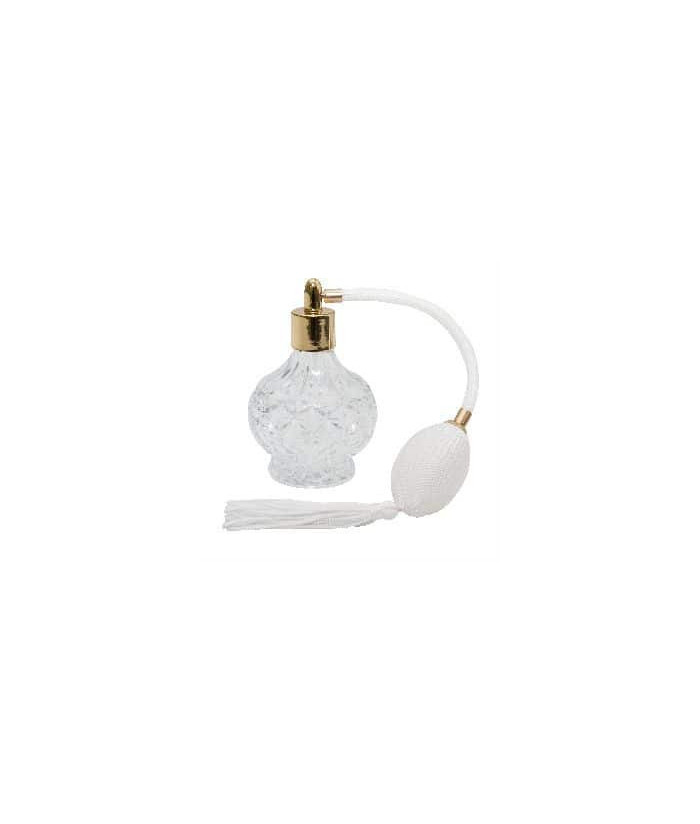 Perfumador Lámpara con válvula Blanca 100ml